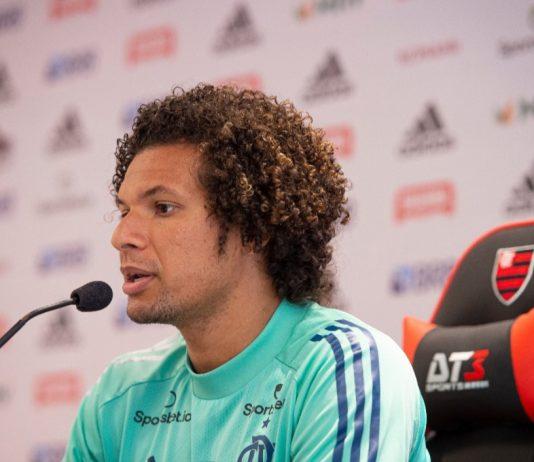 Willian Arão-Flamengo