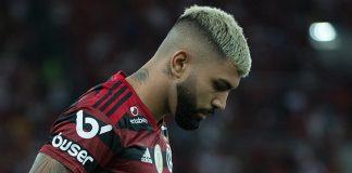 Gabigol pode ser desfalque do Flamengo por até 11 jogos