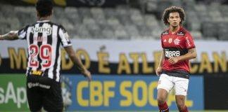 Atlético-MG-Flamengo-Campeonato Brasileiro