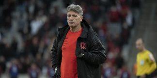 Renato Gaúcho - Flamengo - Athletico-PR