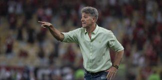 Renato Gaúcho-Flamengo-Athletico-PR