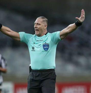 Néstor Pitana-Flamengo-Palmeiras